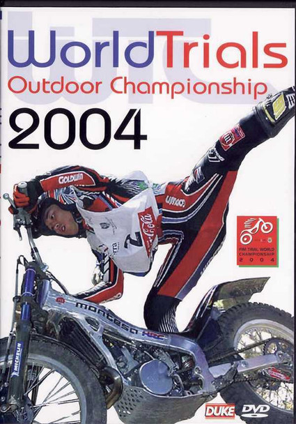 World Trials Outdoor Championship 2004 DVD