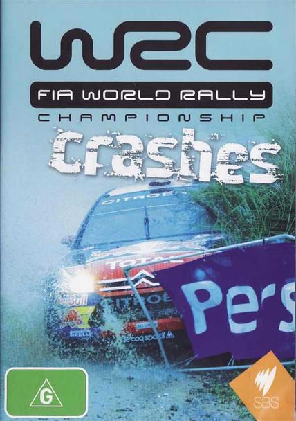 FIA World Rally Championship: Crashes DVD
