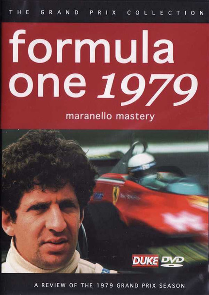 Formula One 1979: Maranello Mastery DVD