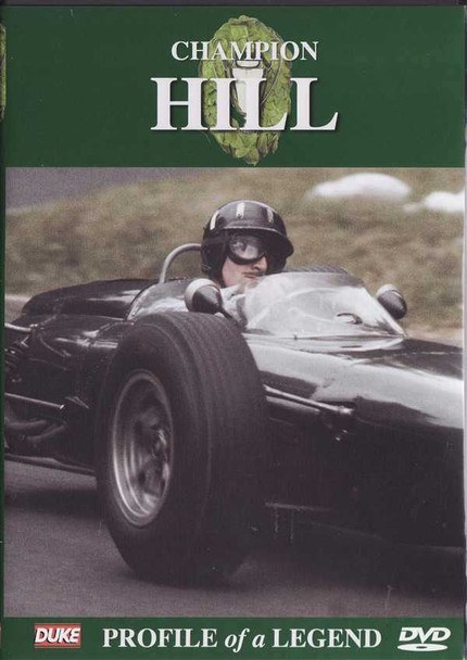 Champion Hill: Profile of a Legend DVD