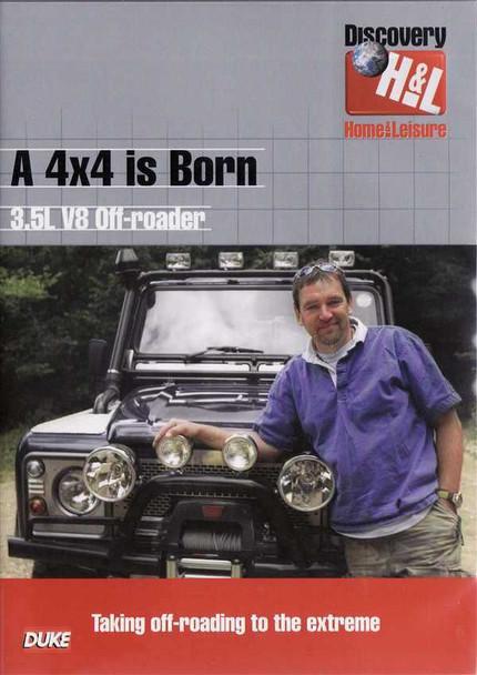 A 4X4 is Born: 3.5L V8 Off - Roader (2 DVD Set)