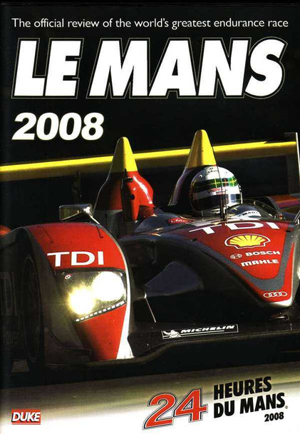 Le Mans 2008: The Official Review of The World's Greatest Endurance Race DVD