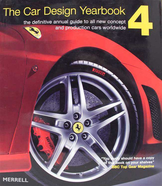 The Car Design Yearbook 4