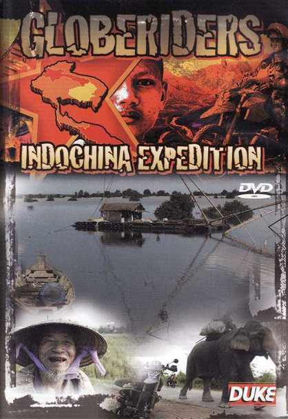 Globeriders: Indochina Expedition DVD