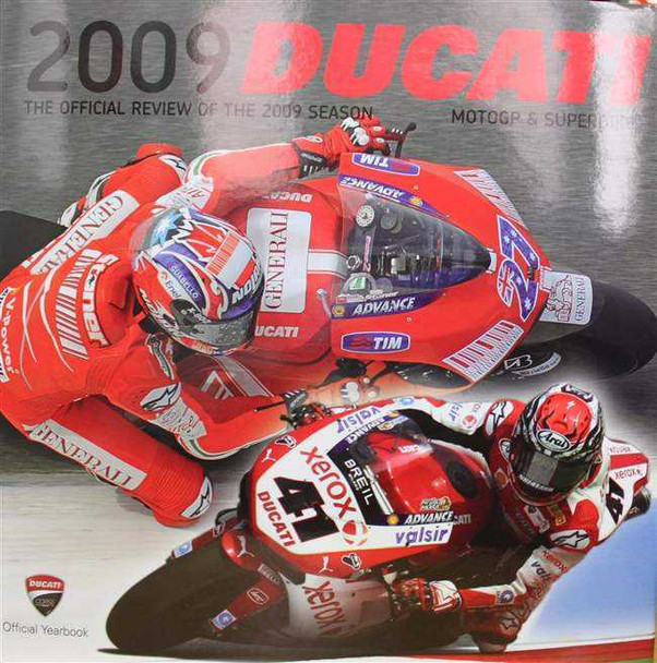 2009 Ducati Review MotoGP and Superbike Official Yearbook