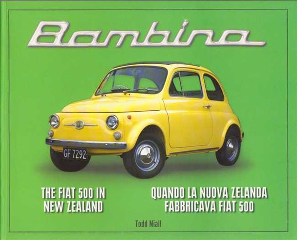 Bambina The Fiat 500 in New Zealand