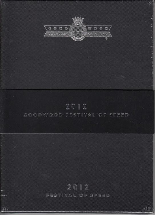 Goodwood: 2012 Festival of Speed DVD