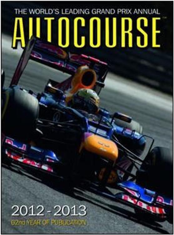 Autocourse 2012 - 2013 (No. 62) Grand Prix Annual