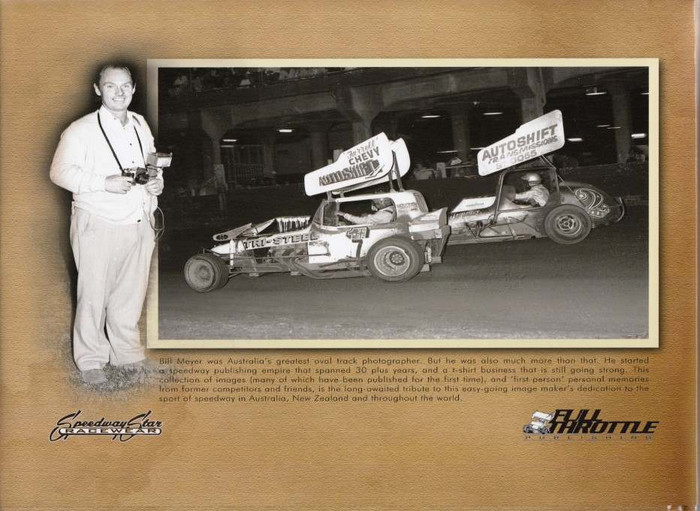 Just One More: The Speedway Photography of Bill Meyer Back Cover