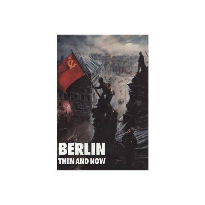 Berlin then and now.