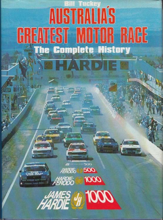 Australia's Greatest Motor Race - The Complete History