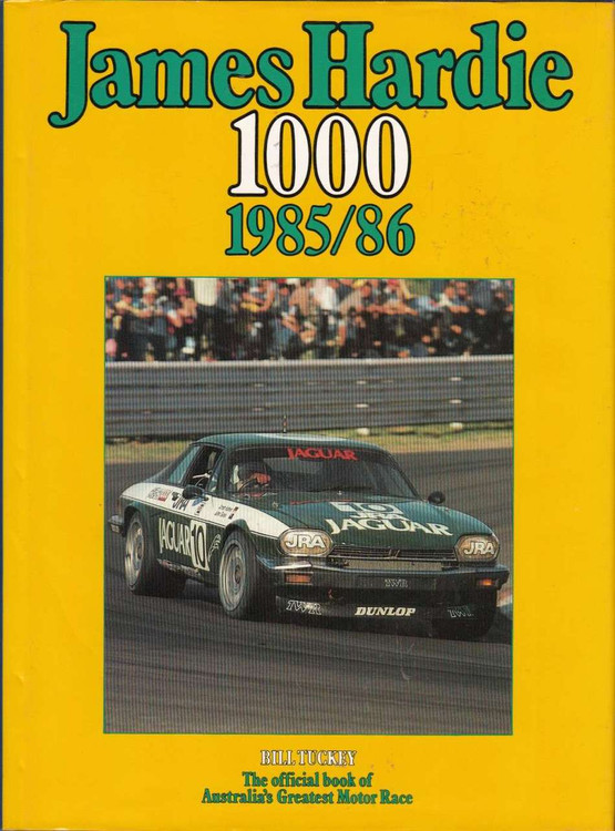 James Hardie 1000 The Official Bathurst Great Race Number 6 1986 / 1987