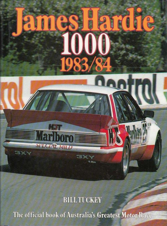 James Hardie 1000 The Official Bathurst Great Race Number 3 1983 / 1984