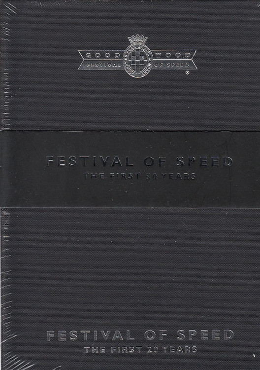 Festival of Speed: The First 20 Years (2 DVD Set)