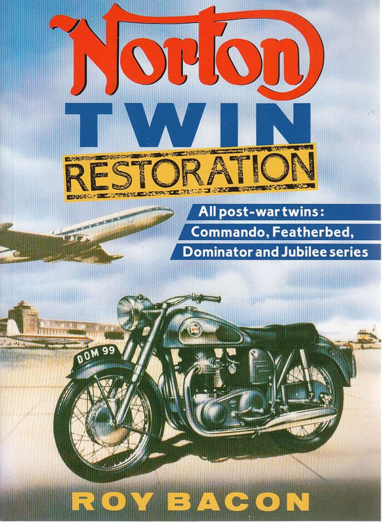Norton Twin Restoration - All Post War Twins - Roy Bacon