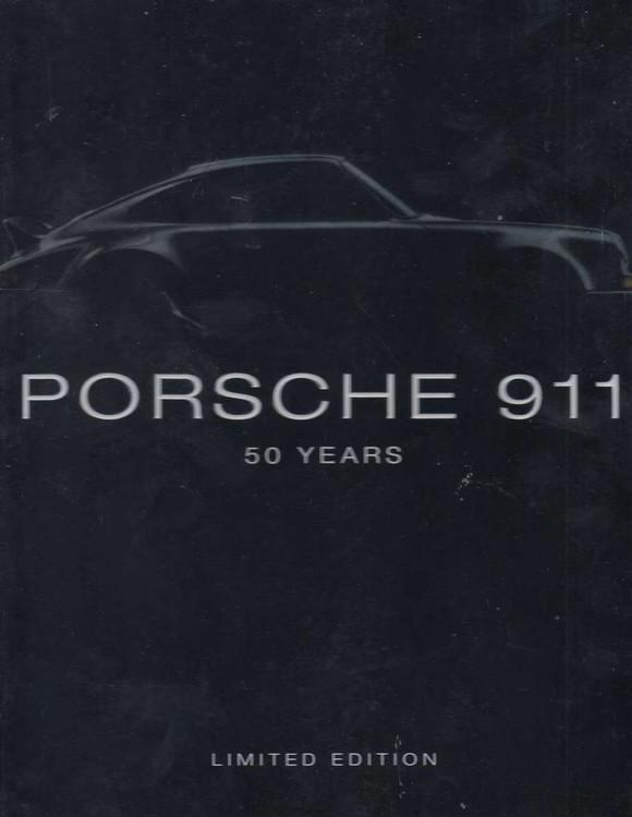 Porsche 911 50 Years Limited Edition