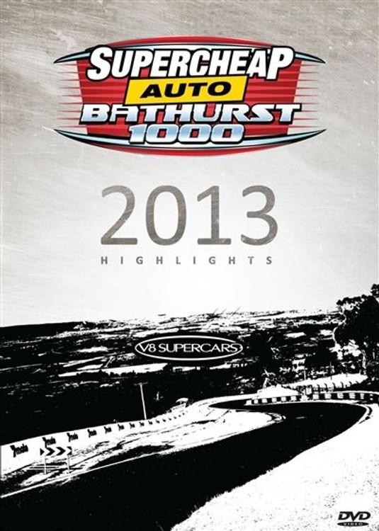 Bathurst 1000 2013 Highlights DVD