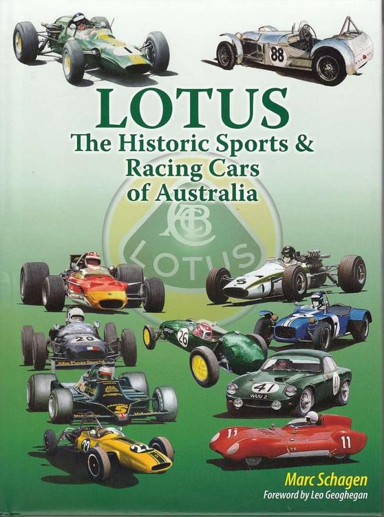 Lotus The Historic Sports & Racing Cars of Australia
