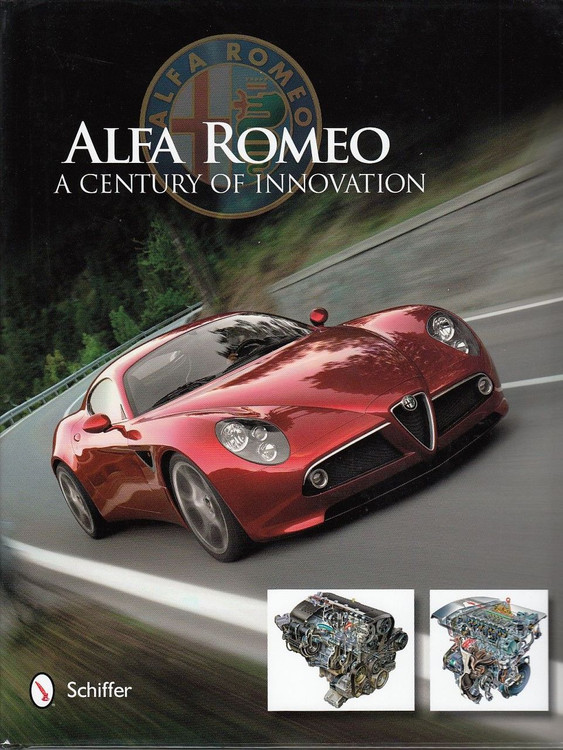 Alfa Romeo A Century of Innovation