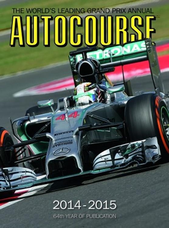 Autocourse 2014 - 2015 (No. 64) Grand Prix Annual
