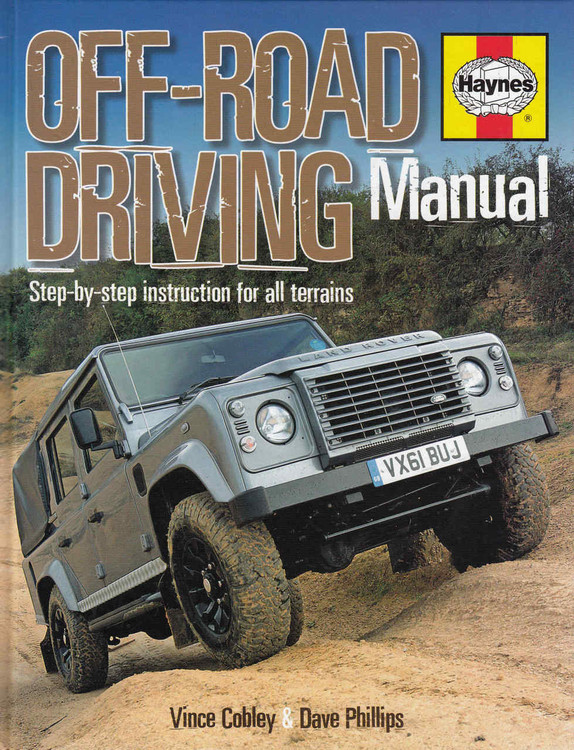 Off-Road Driving Techniques - front