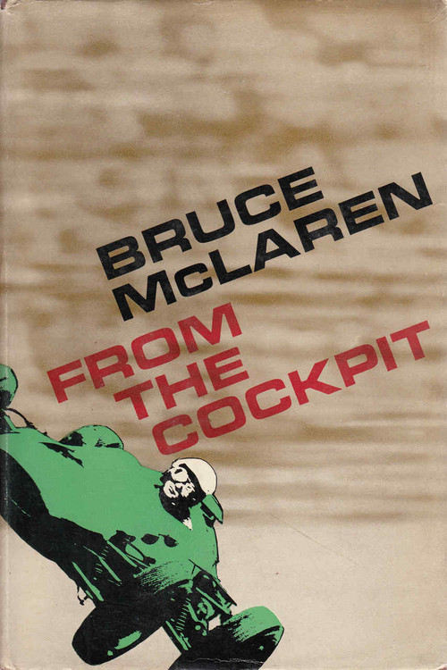 Bruce McLaren: From The Cockpit (B0000CMB1B)