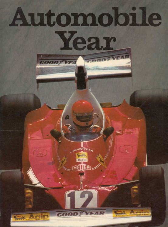 Automobile Year 1975 - 1976 (No. 23)