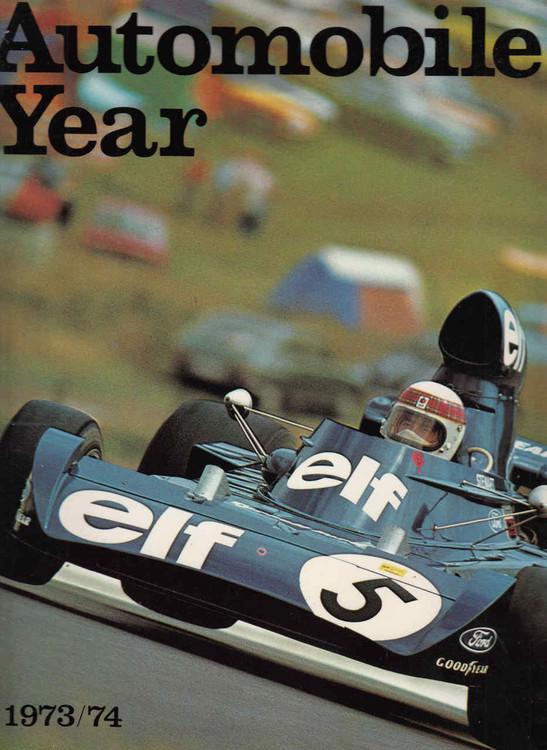 Automobile Year 1973 - 1974 (No. 21) (9780877990383)