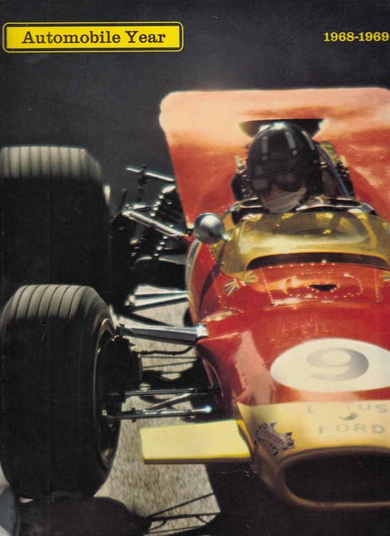 Automobile Year 1968 - 1969 (No. 16)
