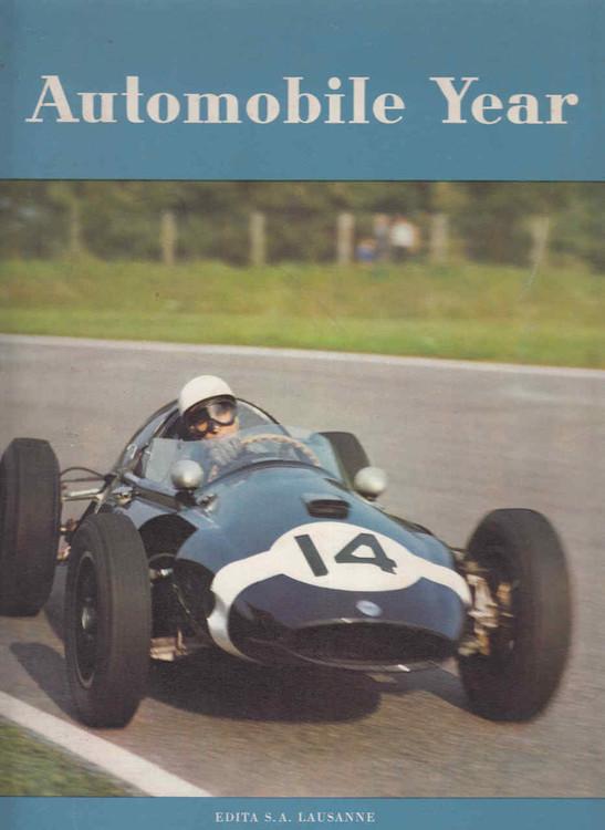 Automobile Year 1959 - 1960 (No. 7)