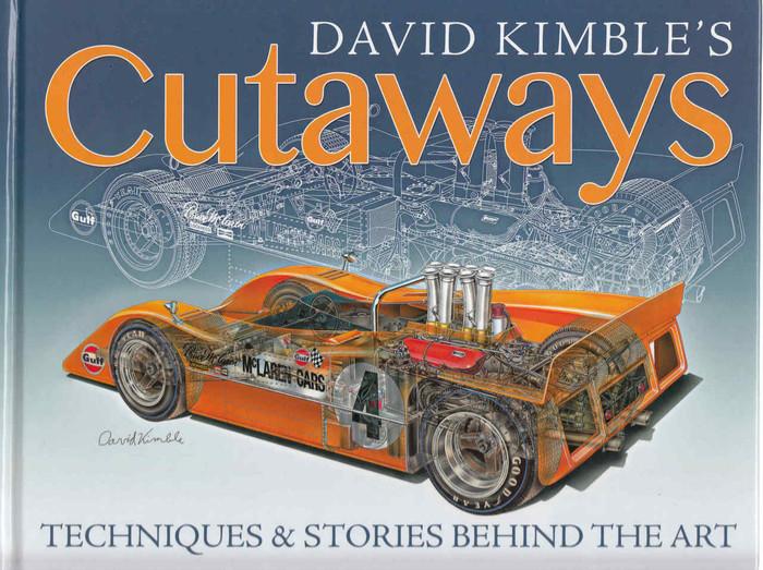 David Kimble's Cutaways - front