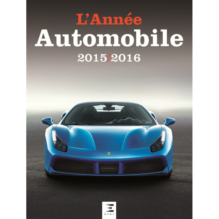 Automobile Year 2015 - 2016 (No. 63) (9791028300883)