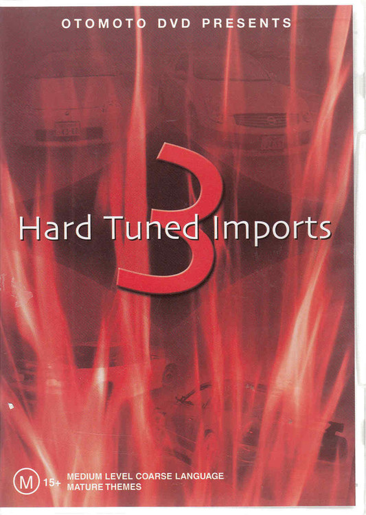 Hard Tuned Imports 3 DVD (782330004513)