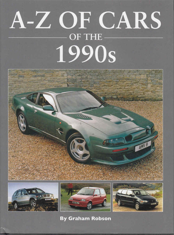 A - Z of Cars of the 1990s