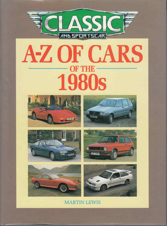A - Z of Cars of the 1980s