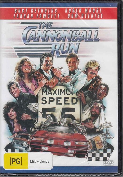 The Cannonball Run - Movie