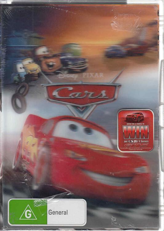 Cars - Disney Pixar Movie DVD