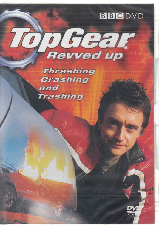 Top Gear Revved up DVD