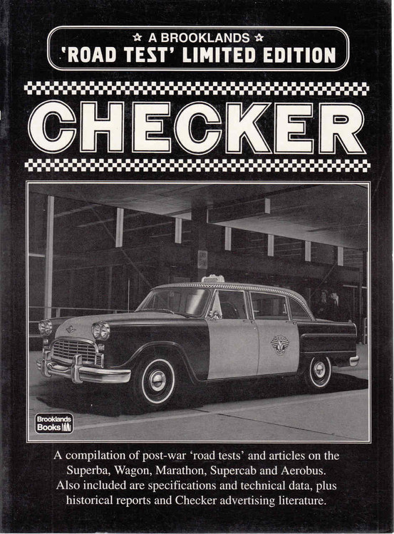Checker Road Test Limited Edition