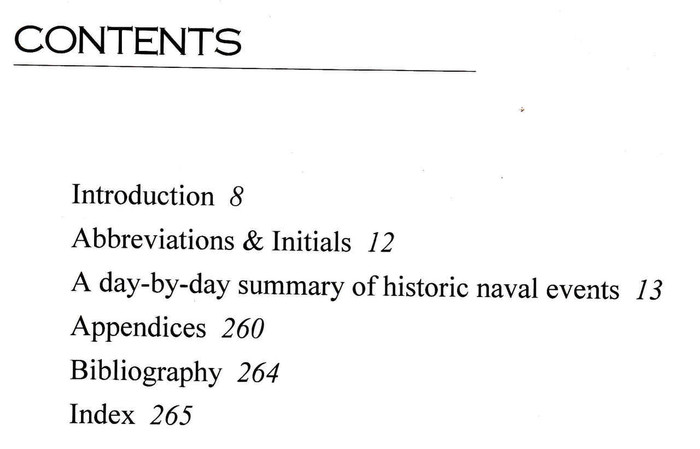 The Navy Day By Day: Historical Naval Events in Australia and Abroad ( 9780864177872) - cont