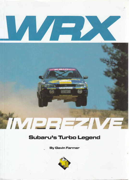 WRX Imprezive: Subaru's Turbo Legend