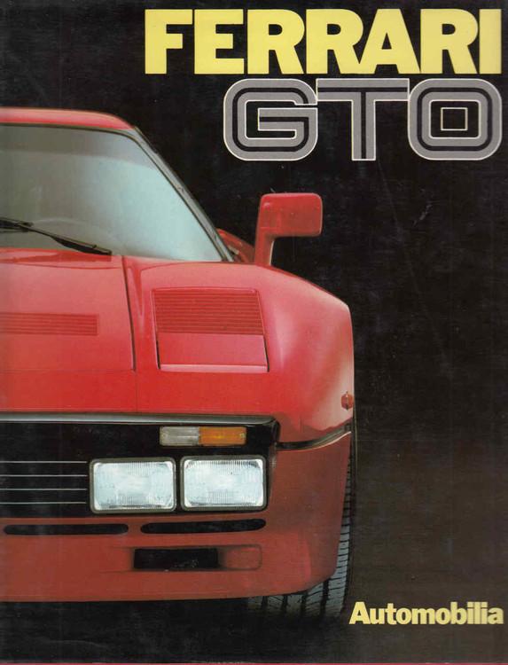 Ferrari GTO (Automobilia) (9788885058644)