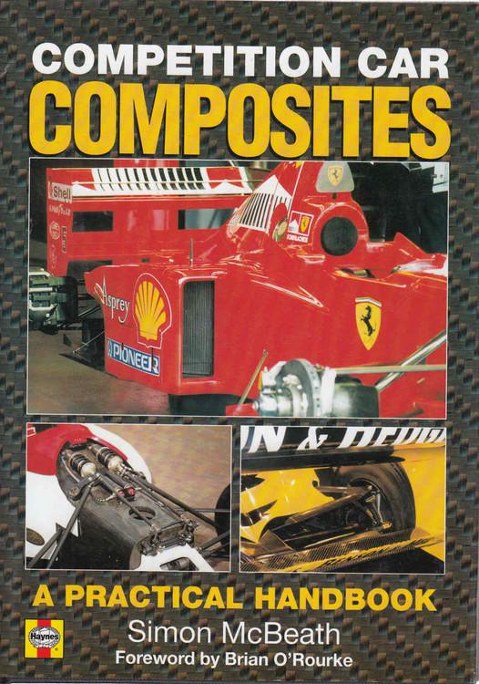 Competition Car Composites (Reprint) ( 9781859606247) - front
