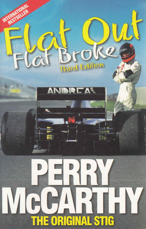 Flat Out Flat Broke Third Edition (9780857333827)  - front