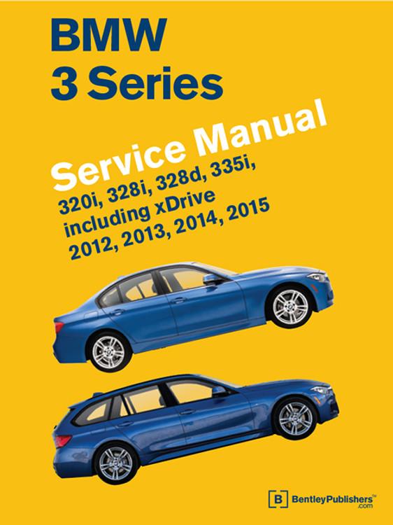 BMW 3 Series (F30, F31, F34) Service Manual