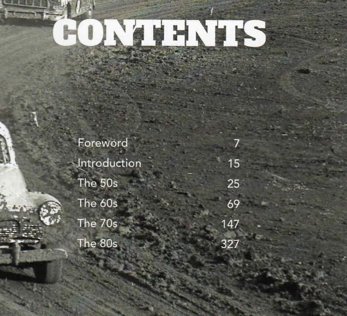 Speedway: The Bikes, the Cars and the Heroes of the Track From 1950 to 1989 (Tony Loxley) (9781742578552) - cont