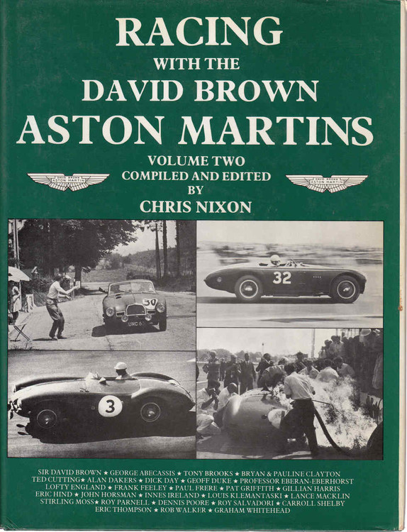 Racing With The David Brown Aston Martins Volume Two