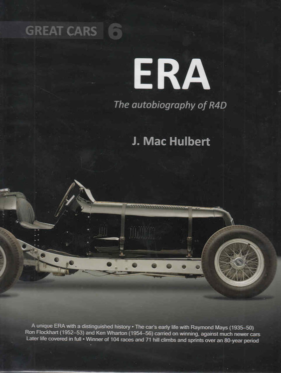 ERA The Autobiography of R4D (Great Cars No 6)