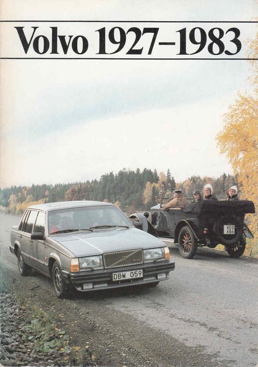 Volvo 1927 - 1983 (Volvo) (volvo1927)