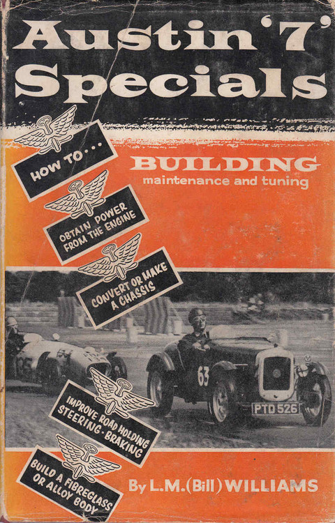 Austin 7 Specials: Building Maintenance and Tuning (9780854291151)